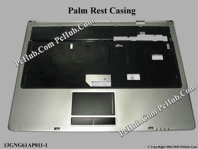 Palm Rest Casing (with Touchpad)