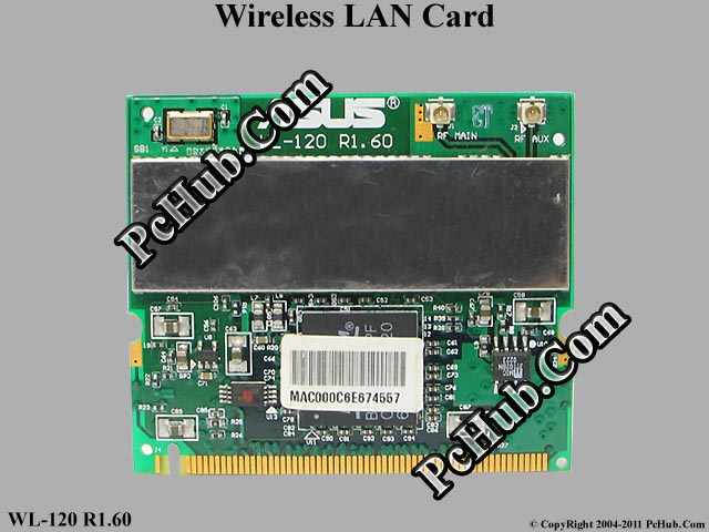 Mini PCI 802.11a/b WLAN card