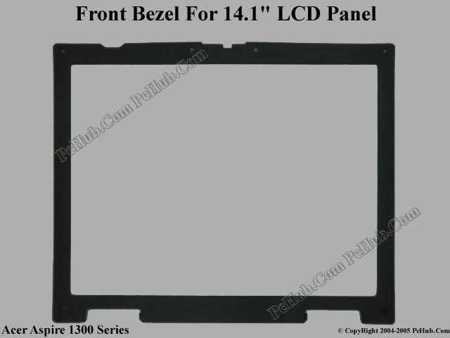 "For use with 14.1"" LCD Panel"