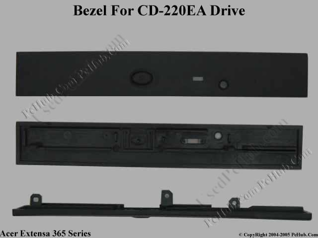 For use with CD-220EA Drive