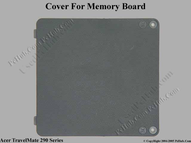 Cover For Memory Board
