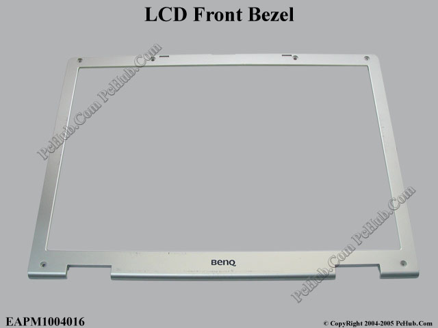"Front Bezel For 15.2"" LCD Casing"