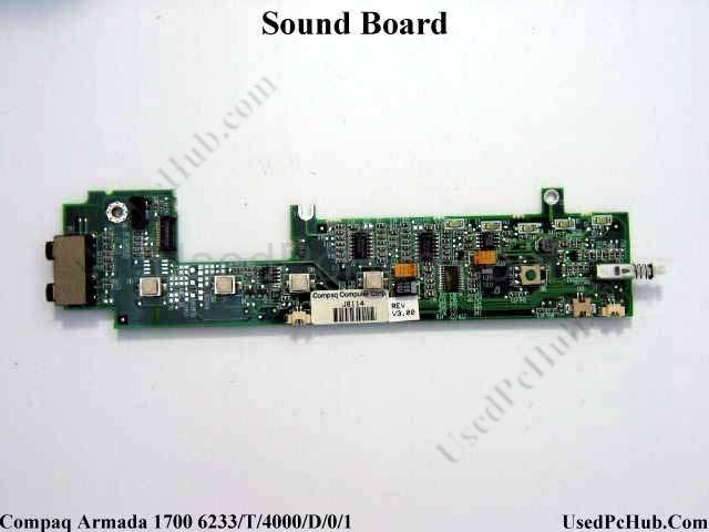 Audio Board with LED