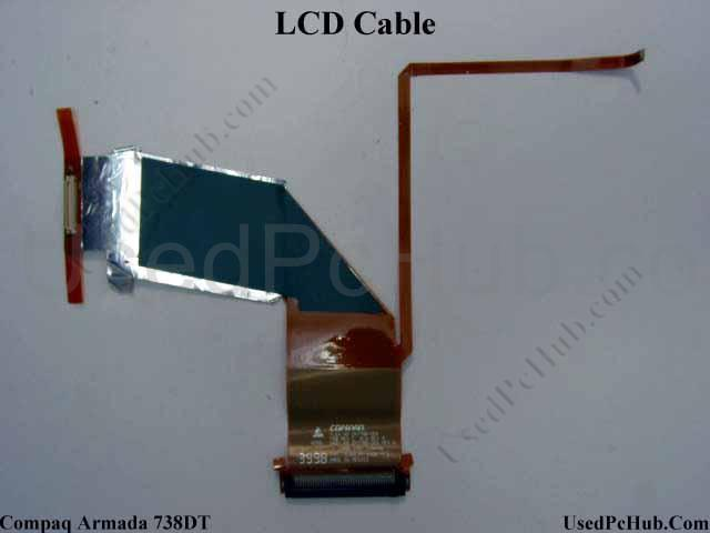 "Compaq Armada 7380DT LCD Cable (12"")"