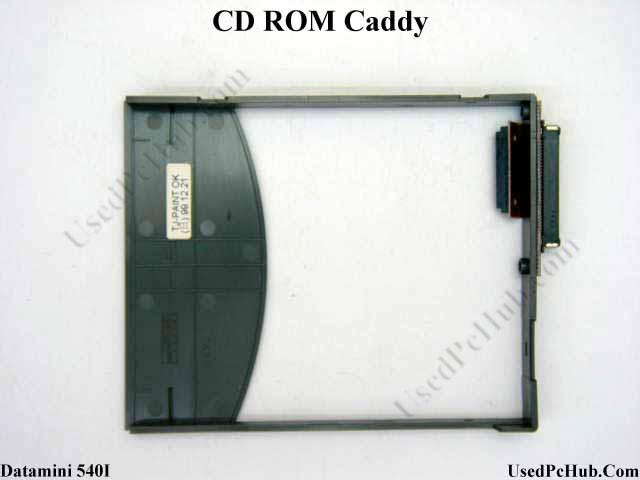 Datamini 540I PIII500-14 Optical- Caddy / Cable