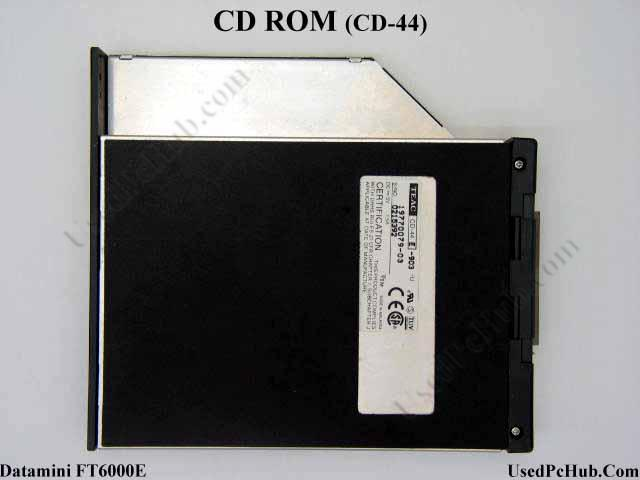 Datamini FT6000E CD-ROM - Intenal