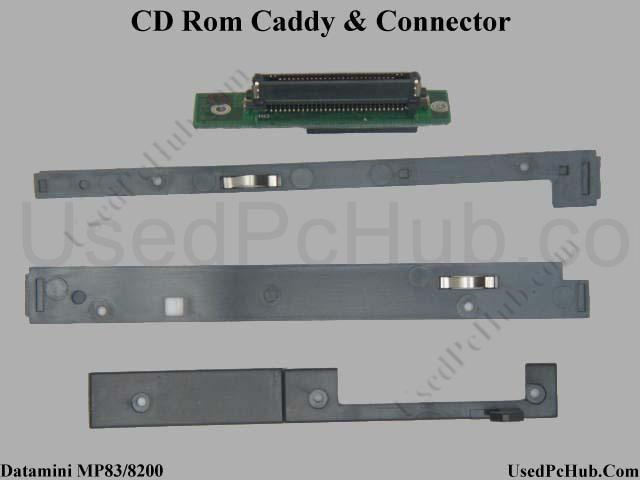 Optical Drive Caddy and Connector