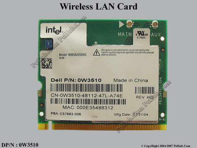 Support for Wireless Networking
