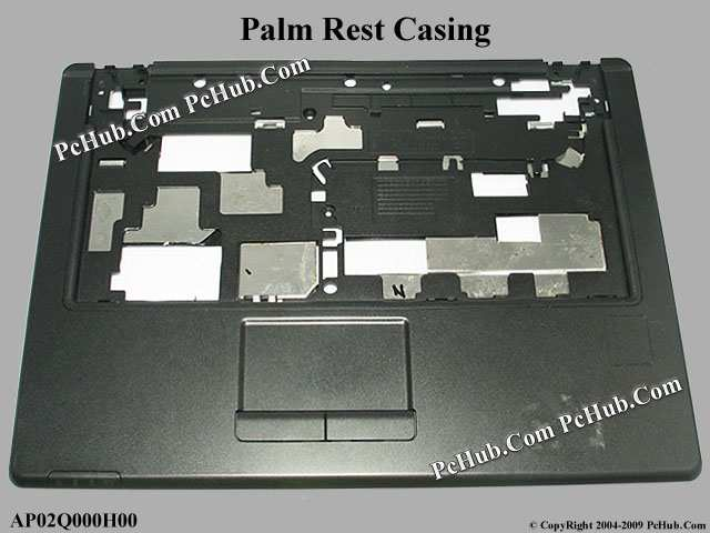 Palm Rest Casing with Touchpad