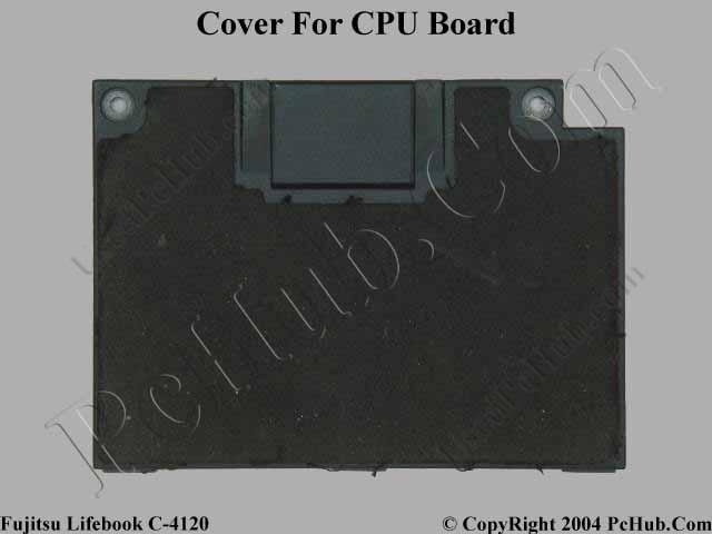 Fujitsu LifeBook C4120 CPU Processor Cover