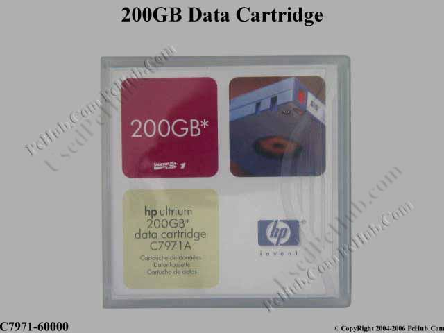 100GB-200GB Data Cartridge