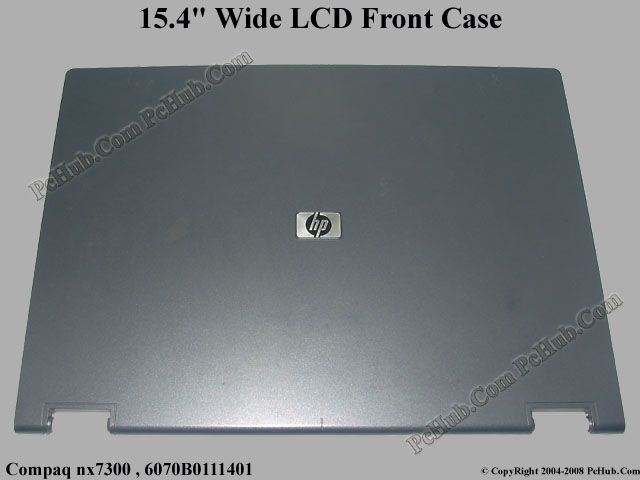 "15.4"" Wide LCD Rear Case"