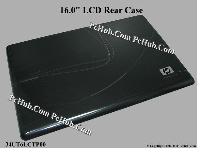 "16.0"" Dual Lamp LCD Rear Case"