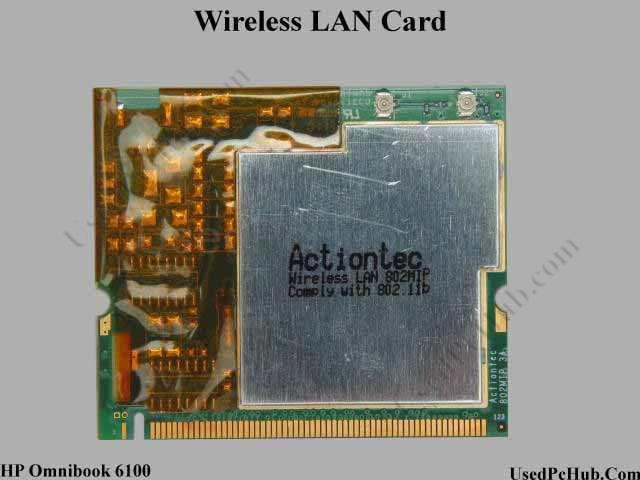 Mini-PCI Wireless LAN 802.11b Card