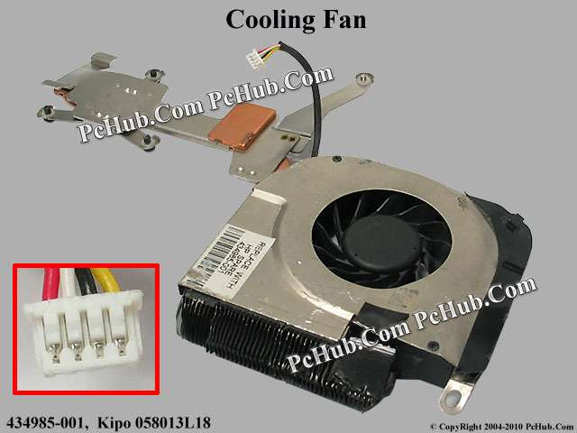DC 5V 1.75W fan, 1 air outlet, 3DAT3TATPK03A