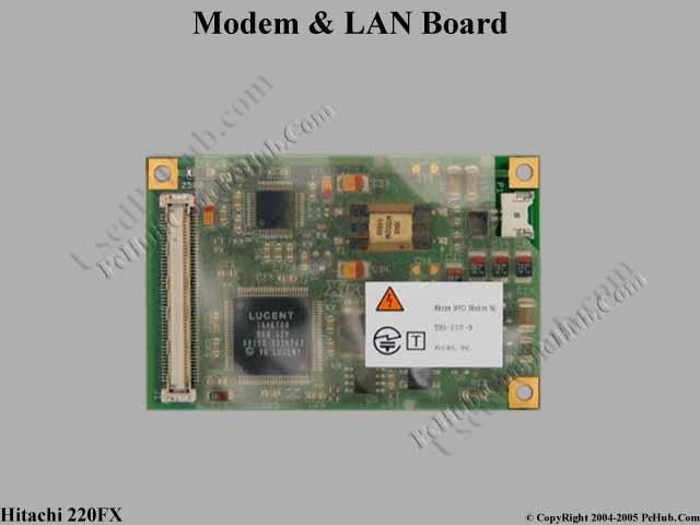Xicom MPCI Modem 56