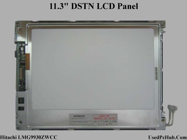"11.3"" SVGA DSTN LCD Display Screen"