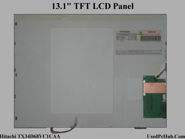 "13.3"" XGA LCD Display Screen"