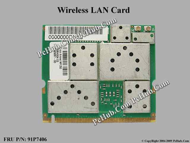 IBM-Common-Item-IBM-Wireless-LAN-Card-FRU-P-N-91P7406-b-48938.jpg