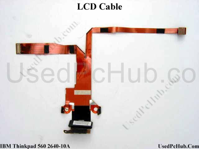 "IBM Thinkpad 560 2640-10A LCD Cable (11"")"