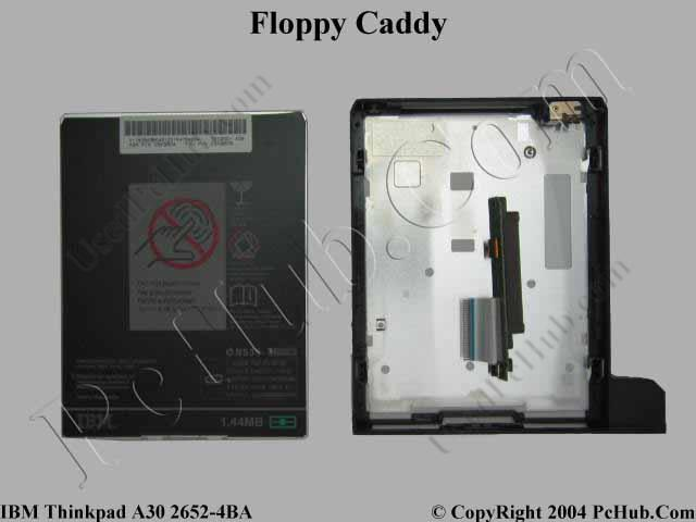 Floppy Caddy & Connector