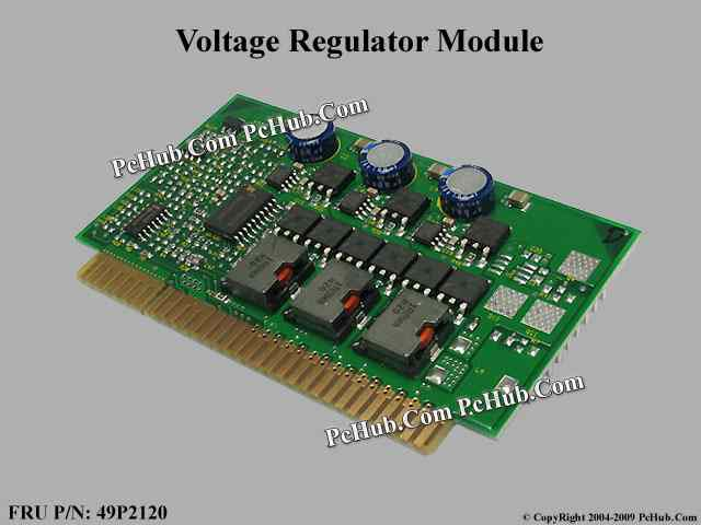 Voltage Regulator Module, 12V/40A (Memory Controll