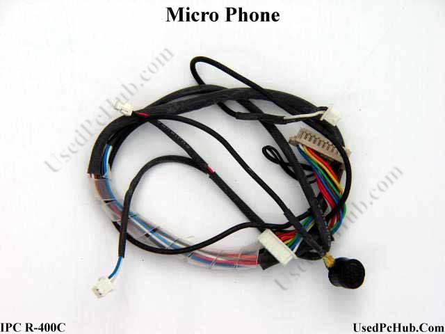 IPC Radiance R-400C Micro Phone