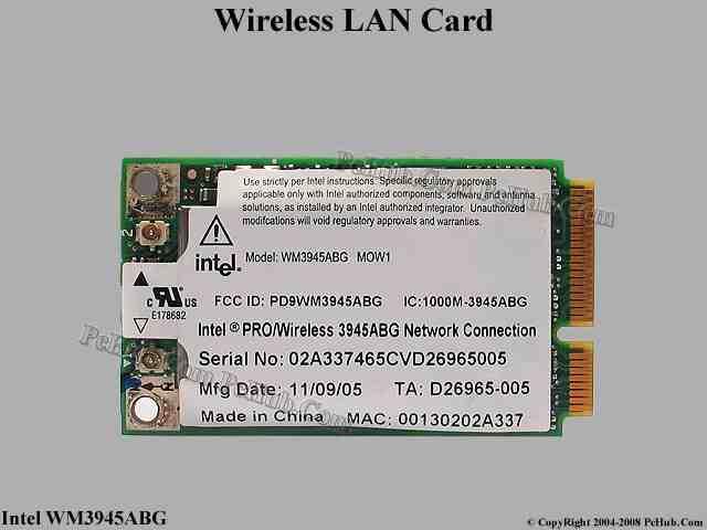 Скачать драйвера на wifi 3945abg