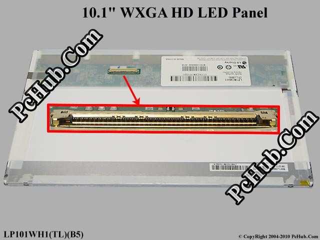 "10.1"" WXGA HD LED Display Screen"