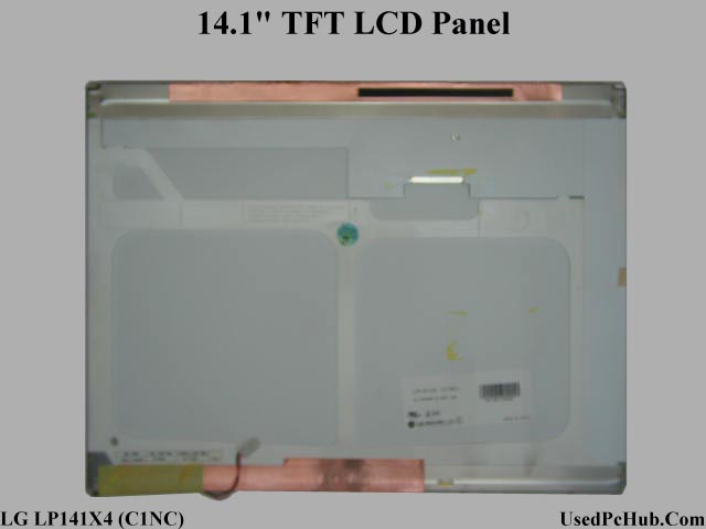 "14.1"" XGA LCD Display Screen"