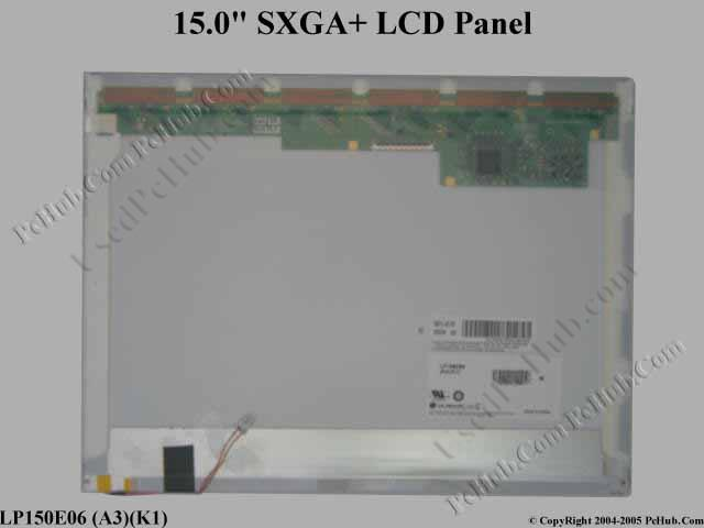 "15.0"" SXGA+ LCD Display Screen"