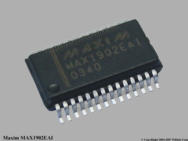 28-pin SSOP Package
