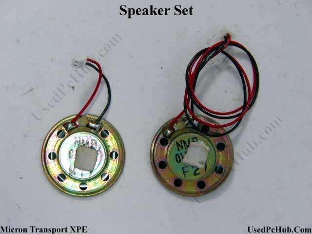MicronPC (MPC)  Transport XPE Speaker Set