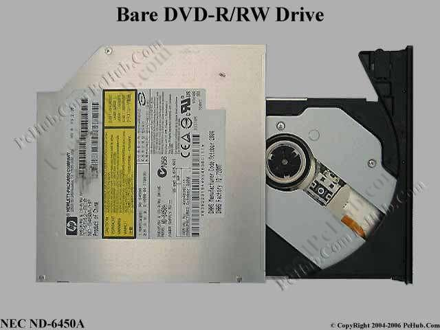 Bare Internal DVD±RW Writer (Dual Layer)