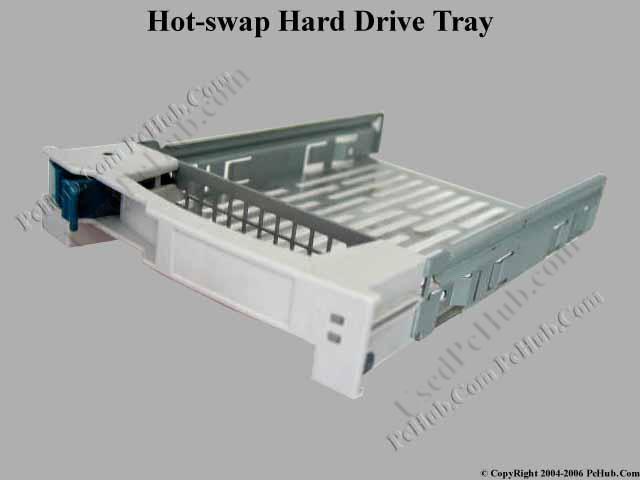 Hot swap tray without Hard Drive