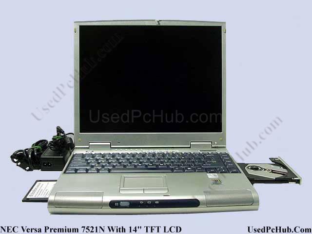 NEC Versa Premium 7521N Z 450 To 1 Ghz