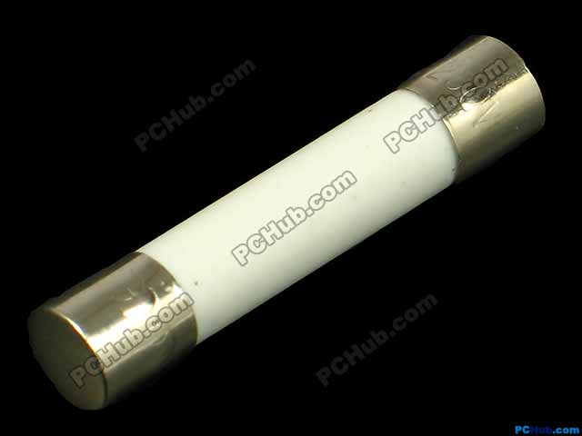 Ceramic Tube Fuse, Fast Blow, Short Time Lag