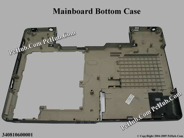 Mainboard Bottom Case