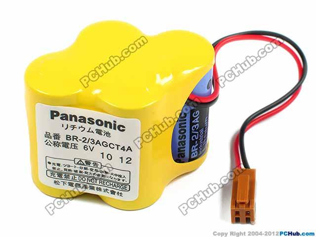 Panasonic Br 2 3ag Battery Size 2 3a Br 2 3a Br 2 3agct4a