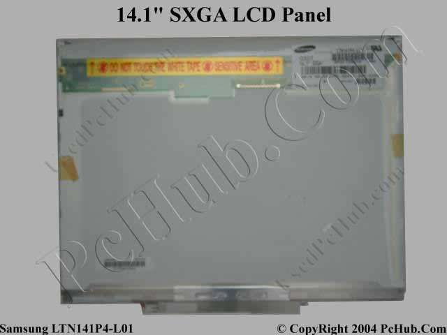 "14.1"" SXGA+ LCD Display Screen"