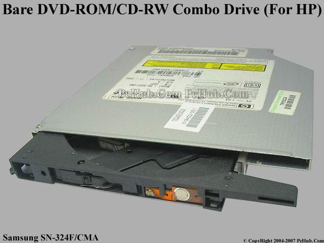 Bare Internal DVD-ROM/CD-RW Combo Drive (For HP)