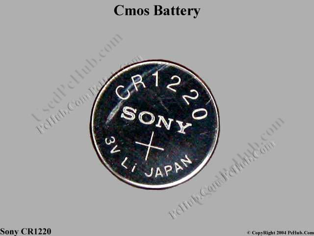 3V Lithium Coin Battery (Non-Rechargeable)