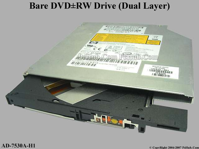 Optiarc dvd rw ad-7563a ata device