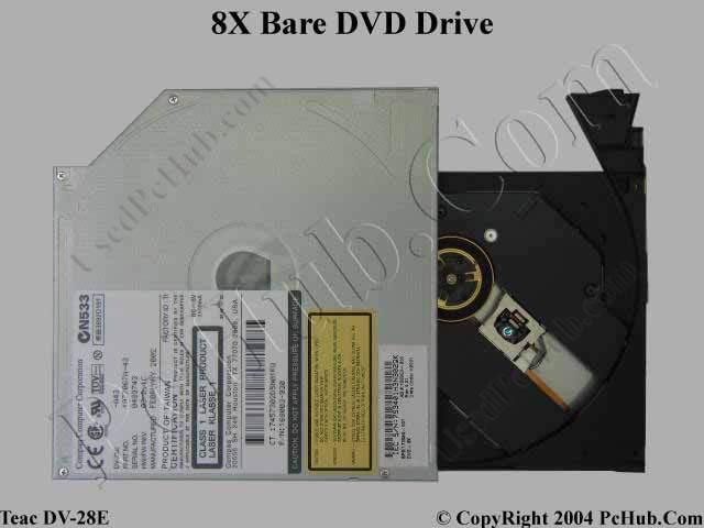 Bare Internal DVD-ROM Drive