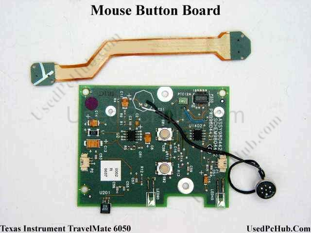 Mouse Button Board