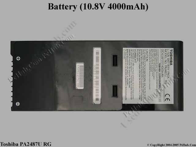 Lithium-Ion Battery 10.8V 4000mAH