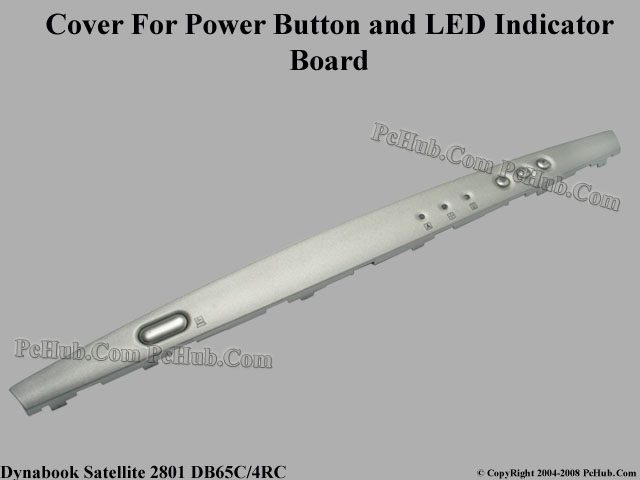 Cover For Power Button and LED Indicator Board
