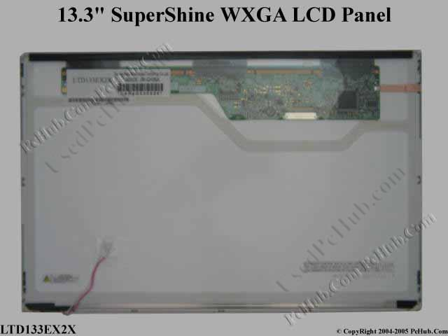 "13.3"" WXGA SuperShine LCD Display Screen"