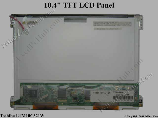 "10.4"" XGA LCD Display Screen"