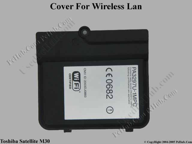 Cover For Wireless LAN Board